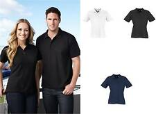 Regular Solid Casual Polo Shirt Tops & Blouses for Women