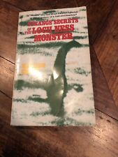 Strange Secrets Of The Loch Ness Monster Warren Smith 1976