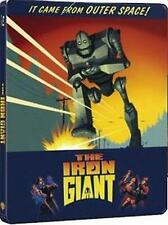 The Iron Giant Steelbook Blu-ray Disc Rare Edition Set Brand New Us product
