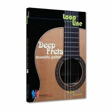 SONiVOX Deep Frets Acoustic Guitar Virtual Instrument Software