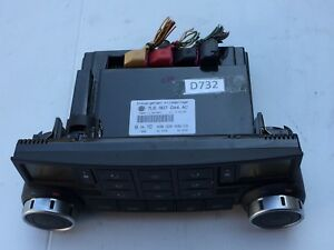 VW Touareg 7L Diesel  Steuergerät Klimaanlage 7L6907044AC