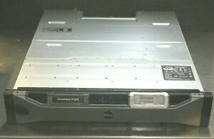 """DELL COMPELLENT SC220 XM3KX 2.5"""" STORAGE ARRAY WITH 2 x 0TW47 CONTROLLERS"""