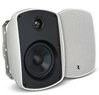 Russound - 5B55WHITE - Acclaim 5.25-Inch Outback Speakers - White - Pair