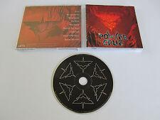 POWER CRUE Stay Heavy CD 1999 RARE OOP POWER METAL ORIGINAL 1st PRESSING!!!