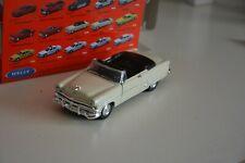 Ford Crestine Sunliner 1953 creme Welly Nex 1/36-1/46