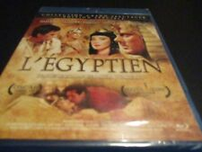 """BLU-RAY NEUF """"L'EGYPTIEN"""" Jean SIMMONS Victor MATURE Peter USTINOV Gene TIERNEY"""