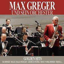 CD Max Greger Et Sein Orchestre Golden Hits 2CDs