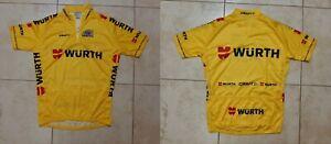 Craft Tour De Suisse Cycling Shirt Size XL Jersey Yellow Cycle Camiseta