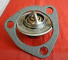 MGB & MGB GT 82% Thermostat with Bleed Bypass & Improve Quality Housing Gasket.