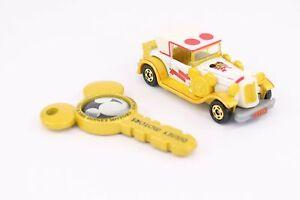 Tomica Takara Tomy Disney Motors Mickey 90th Classic Dream Star with keyToy Car