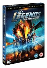 DC LEGENDS OF TOMORROW THE COMPLETE DVD SEASON 1 ENGLISCH