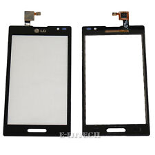 "LG p760 Optimus l9 Nero Digitalizzatore Touch Screen Lente Vetro Pad p765t ""UK + Strumenti"