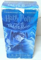 Harry Potter and the Order of the Phoenix 17 unbridged cassettes. J.K. Rowling.
