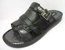 Scarpe da uomo nere in pelle sintetica, dalla Germania