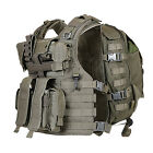 Marom Dolphin Adjustable Semi Modular Tactical Vest One Size - TV8029