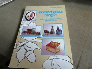 Stained Glass Magic - mix and match patterns and projects