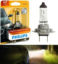 Philips Standard H7 55W One Bulb Head Light Low Beam Replacement Plug Play Lamp