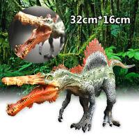 32cm Groß Spinosaurus Jurassic Dinosaurier Model Spielzeug Figur Kinder