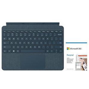 Microsoft Surface Go Signature Type Cover Cobalt Blue + Microsoft 365 Personal 1
