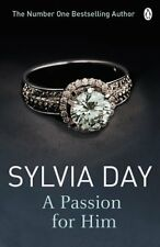 A Passion For Him por Sylvia Day Libro de Bolsillo 9781405912310 Nuevo