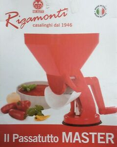 Rigamonti Tomato Press