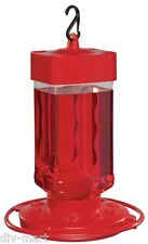 FIRST NATURE LARGE 32 oz HUMMINGBIRD FEEDER, #3055, MADE IN USA