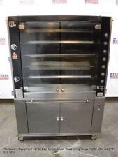 Rotisol France 1350/5 Gas Chicken Rotisserie Oven