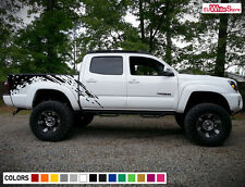 Decal Sticker Graphic Side Bed Mud Splash Kit for Toyota Tacoma 04-17 Rear Light