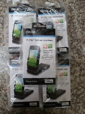 Lot of 5 iPhone 4S 4 3G 2G Cell Phone Battery Solar Power Charger Apple iPod NEW