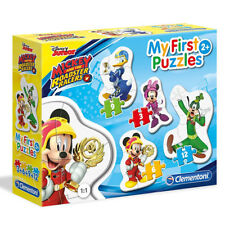 New Clementoni Disney Mickey & The Roadster Racers My First Puzzles (30 Piece)