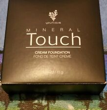 Younique Georgette ~ Touch Cream Foundation ~ Brand New In Box ~ Fast Shipping