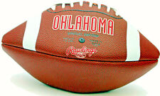 Oklahoma University Ou Composite Football Ball 14.5oz 11 in L - Special Edition