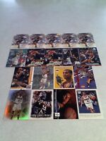 *****Tariq Abdul-Wahad*****  Lot of 55 cards.....24 DIFFERENT / Basketball