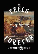 Of Mice And Men - Feels Like Forever - Fabric Poster - 30x40 Wall Hanging 52161