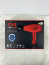 CHI Tech 1875 Series Limited Edition Hair Dryer Rapid Ruby Red Blow Dryer