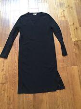 Designer Whistles Black Dress - Size 8 RRP£140