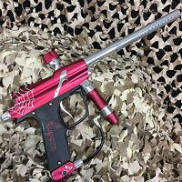 NEW Azodin Blitz Evo Electronic Paintball Gun Marker - Red/Silver (Spiderman)