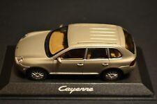 Porsche Cayenne 2002 Minichamps Dealer edition diecast vehicle in scale 1/43