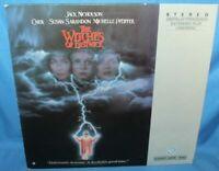 WITCHES OF EASTWICK LaserDisc Laser Video Disc NICHOLSON/CHER/SARANDON/PFEIFFER