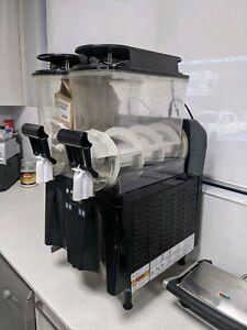 Bunn 2 Twin Slushie Machine. Used