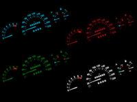 LETRONIX SMD LED Tachobeleuchtung Umbauset  LEDs Renault Twingo Kein Löten