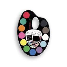 scuola set pittura pennello per acquerelli colori palette UNIRE vassoio arte