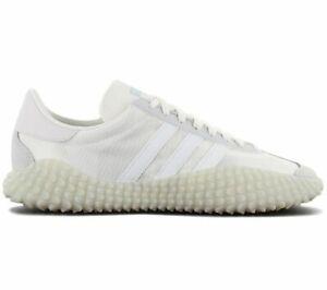 adidas Country x Kamanda - Never Made Triple White - G27825 Herren Sneaker Schuh