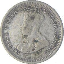 Better - 1926 Straits Settlements 5 Cents - TC *312