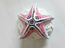 Royal Crown Derby 1st Quality Candy Starfish Paperweight