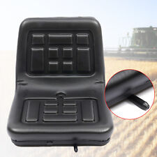 More details for universal tractor seat thickly-padded seat water-resistant pvc for dumper digger