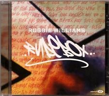 ROBBIE WILLIAMS Rudebox Remixes - MINT 2006 4 track ENHANCED CDS