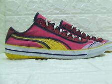 Chaussures Homme Femme Vintage Baskets Puma Taille 41 (096)