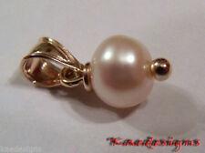 Freshwater Rose Gold Fine Necklaces & Pendants