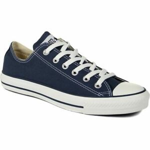 Chuck Taylor All Star Converse CTAS M9697 Mens Canvas Low Top Shoes Navy